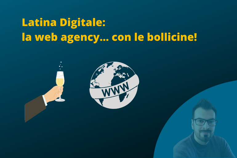 web agency a Latina